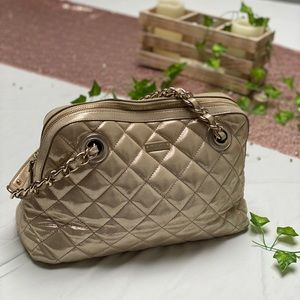 Kate Spade puffer purse